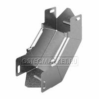 Угловой соединитель внутренний к лотку УЛ 50х50