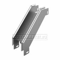 Угловой соединитель внешний к лотку УЛ 50х50