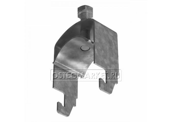 043881 Кабельный хомут профильный 8-12 мм КХП-8-12