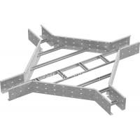 Крестообразный разветвитель для лестничного лотка ЛКР 200х110
