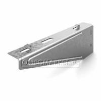 Кронштейн настенный для проволочного лотка безвинтовой 300 мм