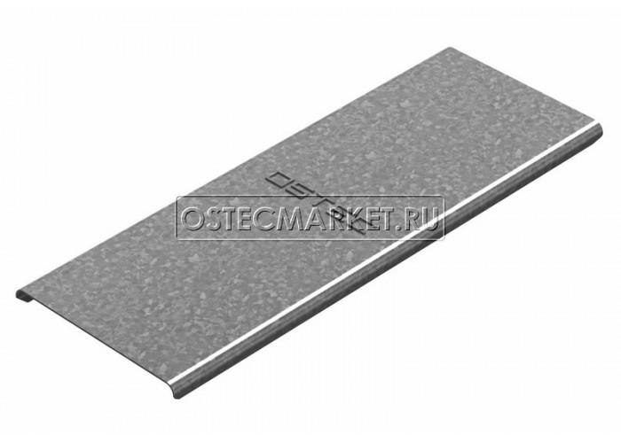 020214 Крышка к ответвителю Т-образному вертикальному боковому к лотку 100 КОТВБ-100