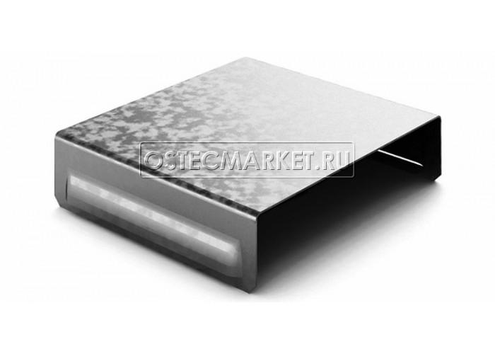 022511 Крышка к Угловому соединителю внутреннему к лотку 100 КУСВН-100