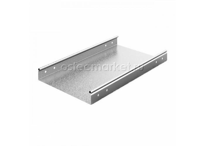 012353 Металлический лоток неперфорированный 300х50х2500 ЛНМЗТ(М)-300х50пр