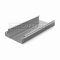 Металлический лоток неперфорированный 200х50х3000 (0,7 мм)