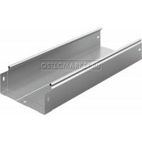 Металлический лоток неперфорированный 200х80х3000 (0,8 мм)