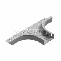 Ответвитель горизонтальный к лотку ПЛК 200х85 (1,5 мм)