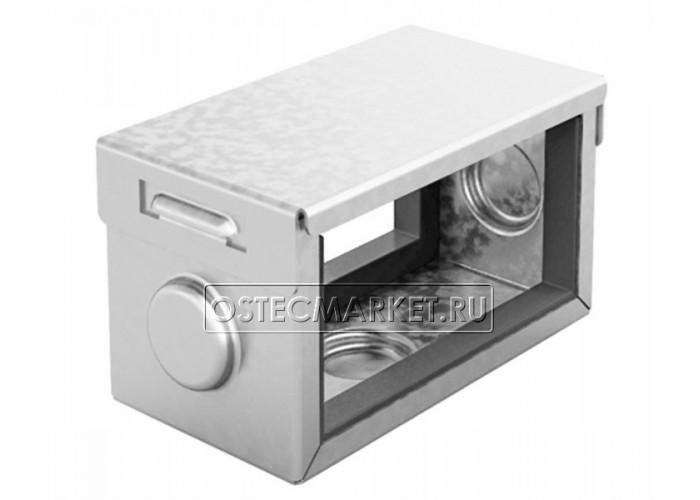 060113 Система защиты стыка IP44 для лотка 100х100 СЗСЛ-100х100
