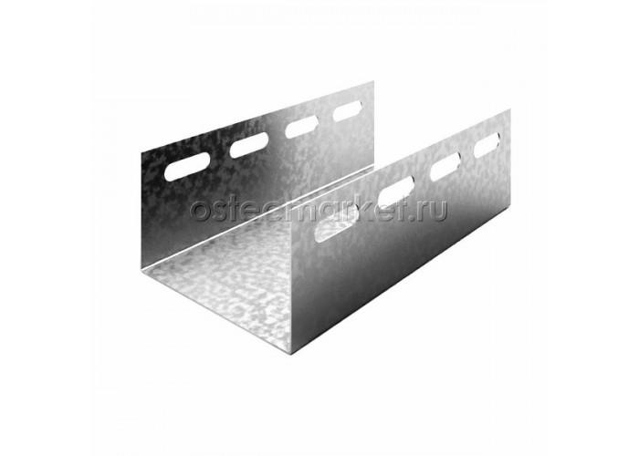 080038 Соединитель боковой к лоткам УЛ 300х80 (1 мм) СЛБ-300x80 (1 мм) УЛ