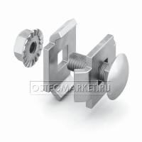 Соединитель проволочного лотка двойной 20 (крепежный комплект )