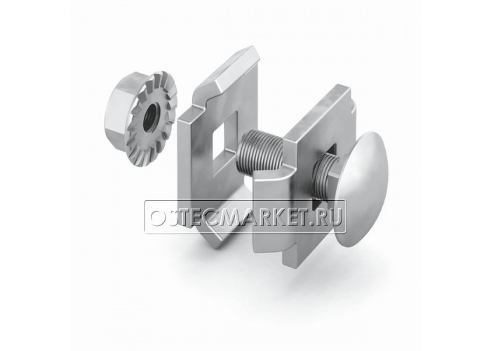 040901 Соединитель проволочного лотка двойной 20 (крепежный комплект ) СПЛД20