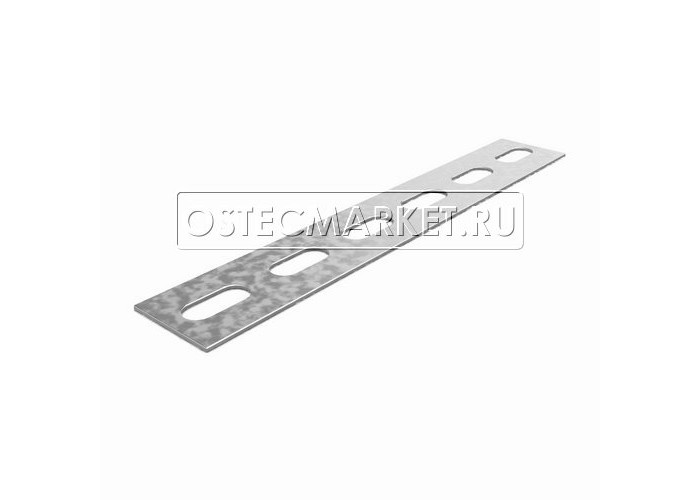 040681 Соединительная планка универсальная для лотка h 80 1,5 мм СПУ-80