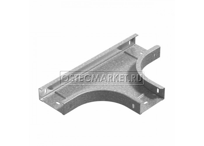 085420 Т-отвод горизонтальный к лотку ПЛК 200х110 (1,5 мм) ТП-200х110