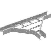 Тройник для лестничного лотка ЛКР 200х110