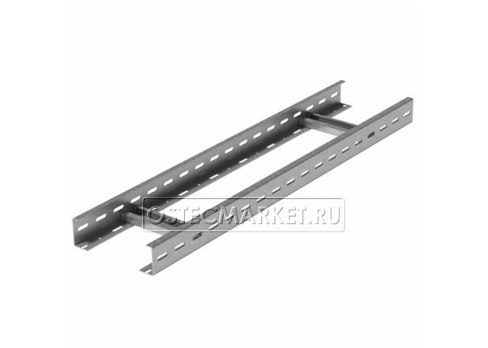 017652 Вертикальный лестничный лоток для средних нагрузок 600х50х3000 ВЛЛ(СН) 600х50